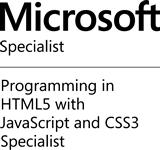 Microsoft Programming in HTML5 with JavaScript and CSS3 Specialist
