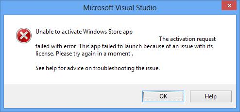 Unable-to-activate-Windows-Store-app-Issue-with-its-license